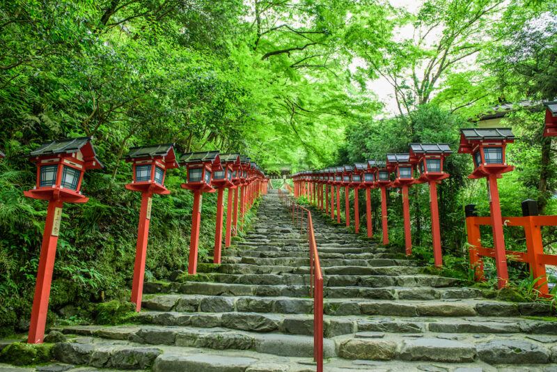 下賀茂神社・大原・一条寺
