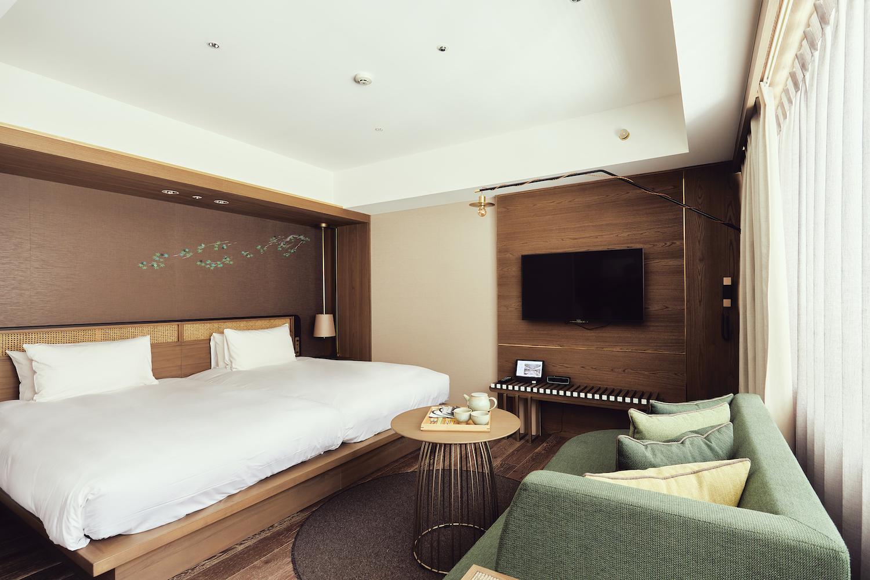京都,河原町,ホテル,観光,客室